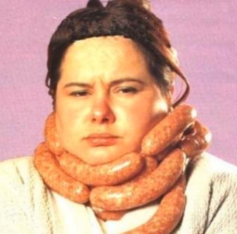 Sausage Scarf