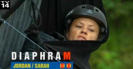 Sarah The Challenge